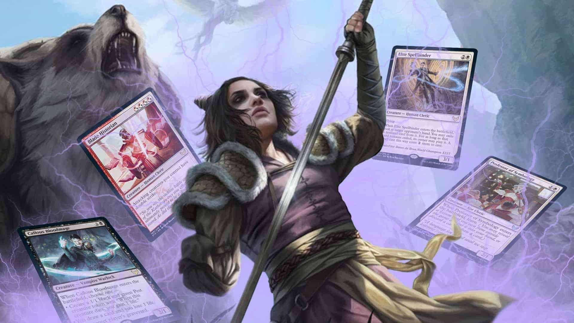 6 Winota Decks for Magic: The Gathering Strixhaven Standard