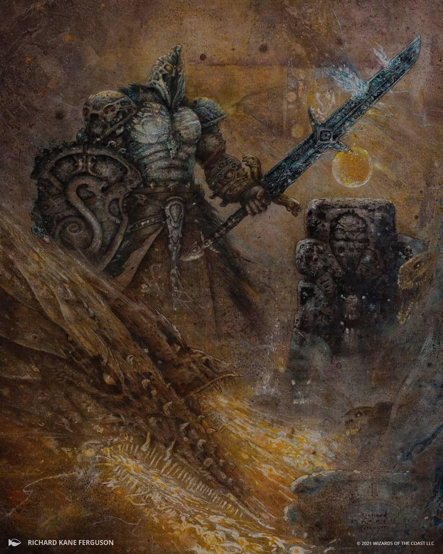 Dakkon, Shadow Slayer Planeswalker Duel Deck