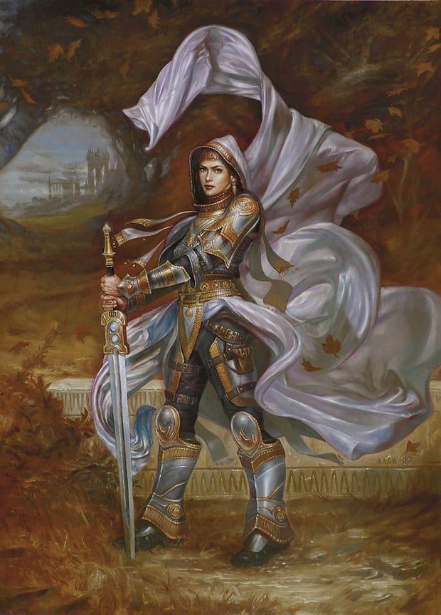 Elspeth, Knight-Errant Planeswalker Duel Deck