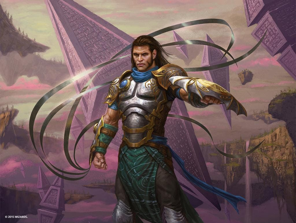Gideon, Ally of Zendikar Planeswalker Duel Deck