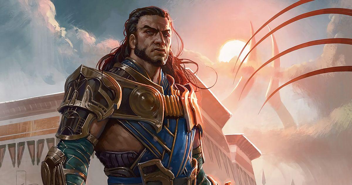 Gideon of the Trials Planeswalker Duel Deck
