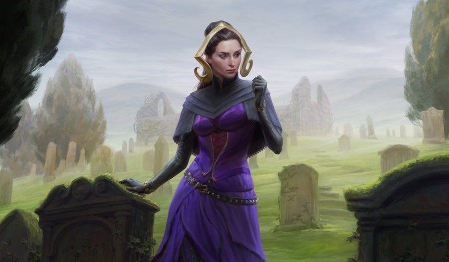 Liliana, Waker of the Dead Planeswalker Duel Deck