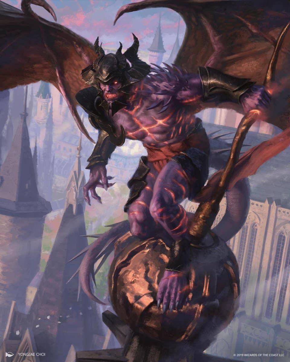 Ob Nixilis, the Hate-Twisted Planeswalker Duel Deck