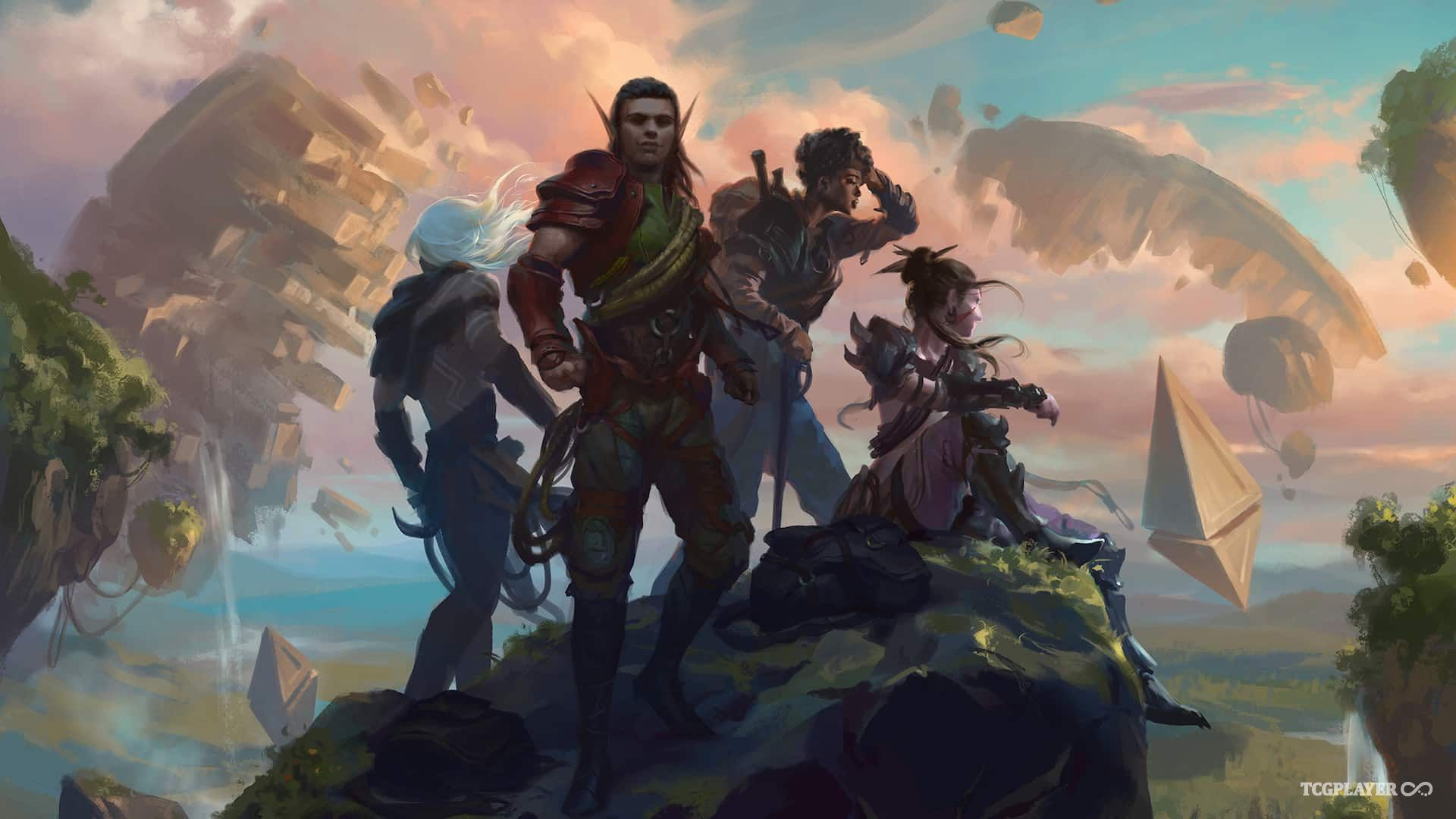 50 Decks For Zendikar Rising Tcgplayer Infinite A disruptive aggro deck has been something i have been itching to make happen in historic. 50 decks for zendikar rising